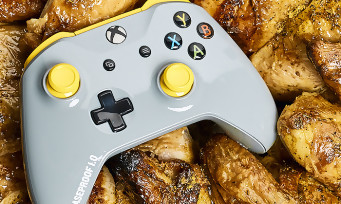 Xbox One : une manette anti-graisse aux couleurs de PUBG !