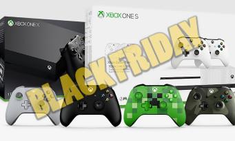 Black Friday : de belles promos chez Microsoft (Xbox One, accessoires, servi