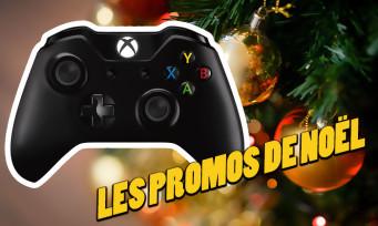 Xbox One : de nouvelles promos juste avant Noël, voici toutes les offres