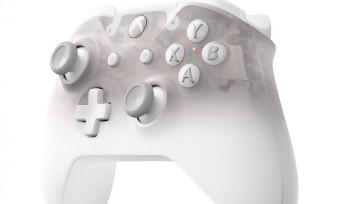 Xbox One : la nouvelle manette Phantom White fait son apparition, ça vaut le coup d'Sil
