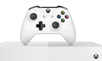 Xbox One S All-Digital : la console sans disque s'offre une photo !