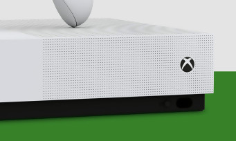 Xbox One S All-Digital Edition : Microsoft a enfin officialisé la console