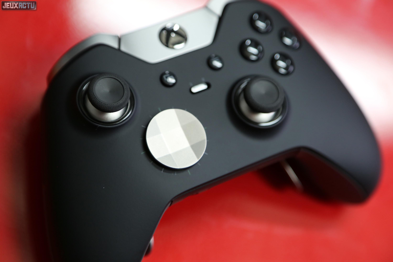 Xbox One Elite Controller Notre Unboxing De La Superbe