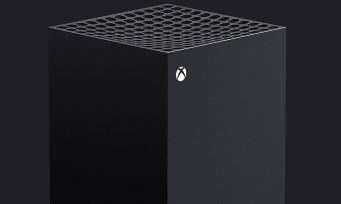 Xbox Series X : Microsoft revient sur le design monolithique de la console