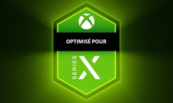 Xbox Series X : une première liste de jeux optimisés pour la console