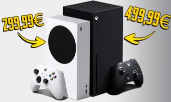 Xbox Series X/S : voici tous les liens où précommander les consoles, faites vite !