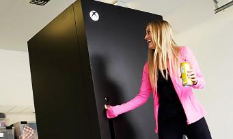 Xbox Series X : Microsoft en a fait de véritables réfrigérateurs, les vidéos