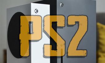 Xbox Series X|S : on peut jouer à des jeux PS2 sur les consoles de Microsoft