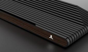 Ataribox : les premières images de la nouvelle console d'Atari