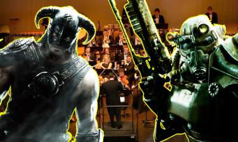 Bethesda : un concert inédit à Londres avec les OST des Fallout et autres Skyrim