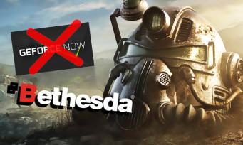 Bethesda : la firme retire sa plateforme du GeForce Now