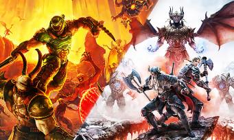 Bethesda : DOOM Eternal et TESO compatibles sur PS5 et XSX