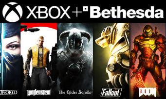 Bethesda : les jeux pourront sortir sur d'autres consoles malgré le rachat