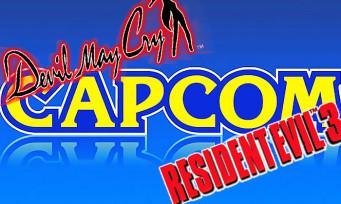 Capcom : de nouveaux remakes de prévus, Devil May Cry 1 au programme ?