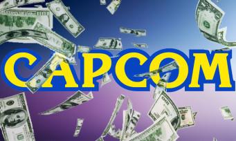 Capcom : la firme fait le bilan des ventes