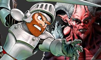 Ghosts 'n Goblins : des images surprenantes du jeu annulé