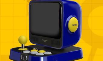 Retro Station : la mini borne d'arcade de Capcom est officielle, les détails