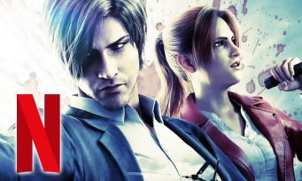 Resident Evil Infinite Darkness : la série Netflix dévoile son affiche