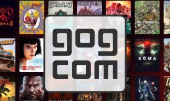 GOG : 30 jours après leur achat, les jeux pourront être remboursés !