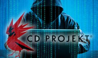 CD Projekt Red : le studio derrière Cyberpunk 2077 victime d'une cyber-attaque a