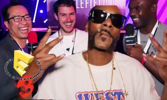 E3 2016 : on débriefe de la conférence EA en compagnie de Snoop Dogg !
