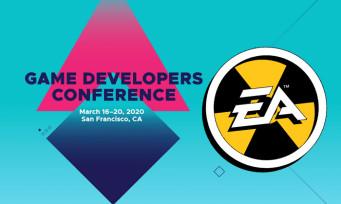GDC 2020 : EA se retire aussi du salon à cause du coronavirus