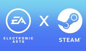 Electronic Arts : des nouveaux jeux arrivent sur Steam, voici la liste