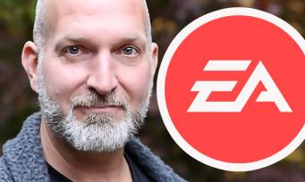 EA : un nouveau studio avec Marcus Lehto, le co-créateur de Halo et de Disintegration