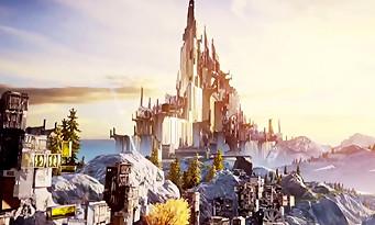 Unreal Engine 4 : une démo technique sur smartphone impressionnante