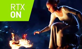 Epic Games : la démo RTX du moteur UE4 avec Alicia Vikander