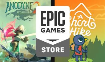Epic Games Store : trois jeux sont offerts cette semaine, toutes les infos