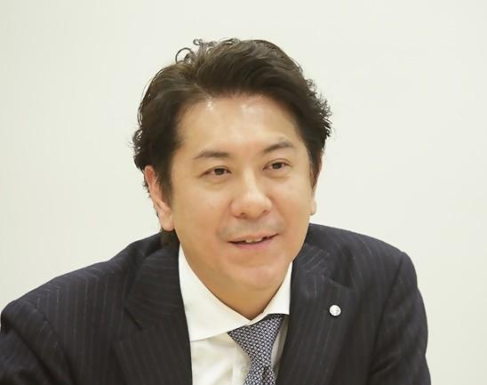 Hideki Hayakawa, Président de Konami