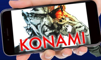 Konami : la firme veut faire revenir ses licences mobiles