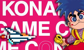 Konami veut relancer de vieilles licences comme Goemon, Gradius et Twinbee
