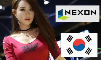 G-Star 2015 : le tour du stand de Nexon avec deux sublimes babes