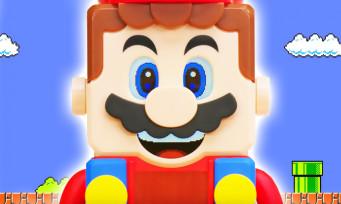 LEGO Super Mario : les nouveaux jouets Nintendo se dévoilent