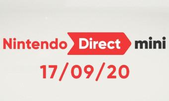 Switch : un nouveau Nintendo Direct Mini annoncé, les infos