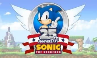 Sonic : un nouveau jeu en 2017