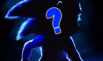 Sonic le Film : une première affiche montre Sonic, ce n'est pas rassurant