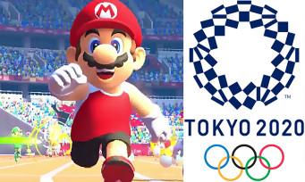 SEGA : trailer de gameplay des jeux des JO d'été Tokyo 2020