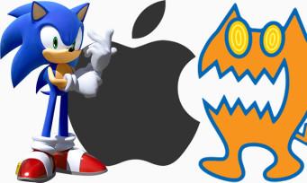 SEGA : trailer pour Sonic Racing et ChuChu sur Apple Arcade