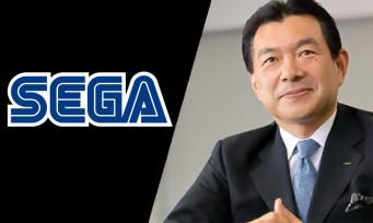 SEGA : le vice-président exécutif Kenji Matsubara démissionne