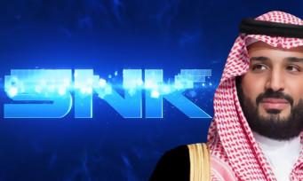 SNK : le prince héritier d'Arabie saoudite investit massivement dans la firme japonaise de la NeoGeo