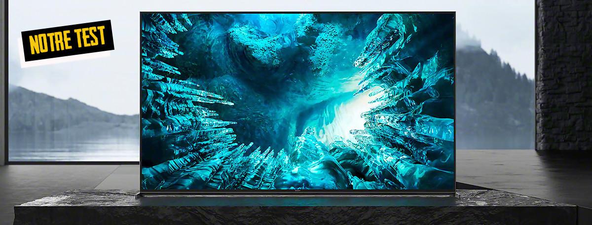 Test Sony ZG9: on a testé une télé 8K de 85 pouces, parfait pour le JV ?