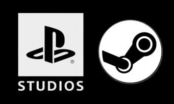 PlayStation Studios : la fiche Steam est là, de nombreuses annonces très bientôt