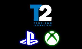 PS5 / Xbox Series X : le patron de Take-Two s'exprime sur la next gen