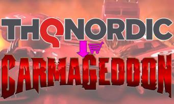 THQ Nordic : l'éditeur continue son expansion et rachète Carmageddon