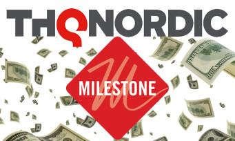 Milestone : le studio de MotoGP racheté par THQ Nordic !