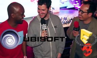 Conf' Ubisoft : ambiance festive et familiale, notre compte-rendu en vidéo