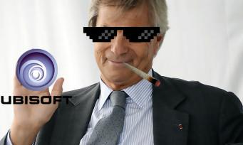 Bolloré fête les 30 ans d'Ubisoft avec une montée dans le capital